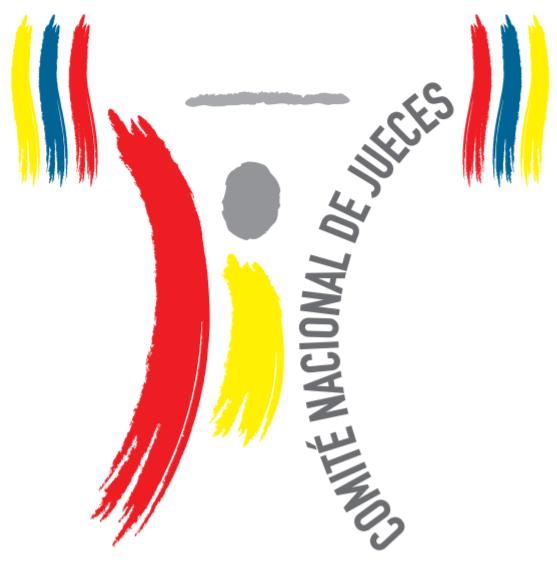 Logo comité nacional de jueces