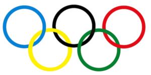 logo olimpico halterofilia