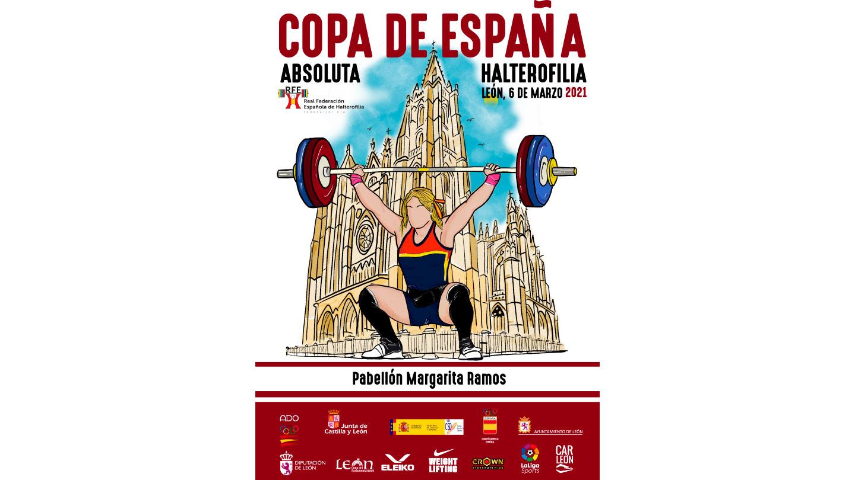 COPA DE ESPAÑA ABSOLUTA 2021, 6 DE MARZO, LEÓN.